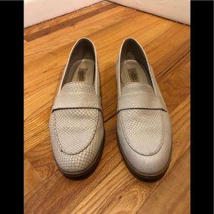Beige Women's Loafer